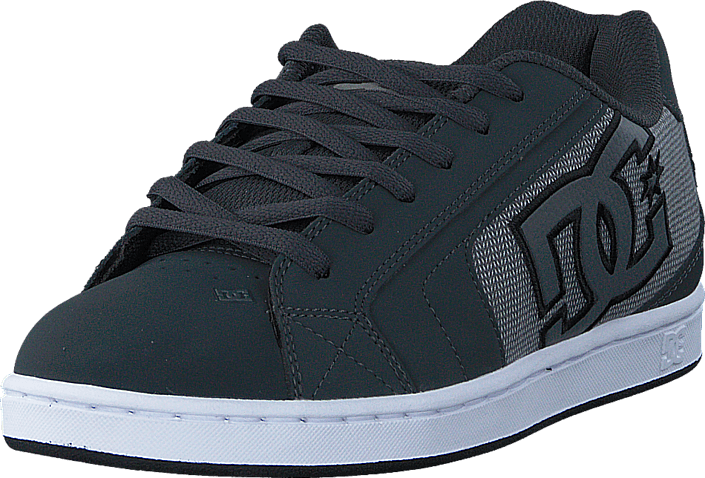 DC Shoes Dc Net Se Shoe Grey Ash