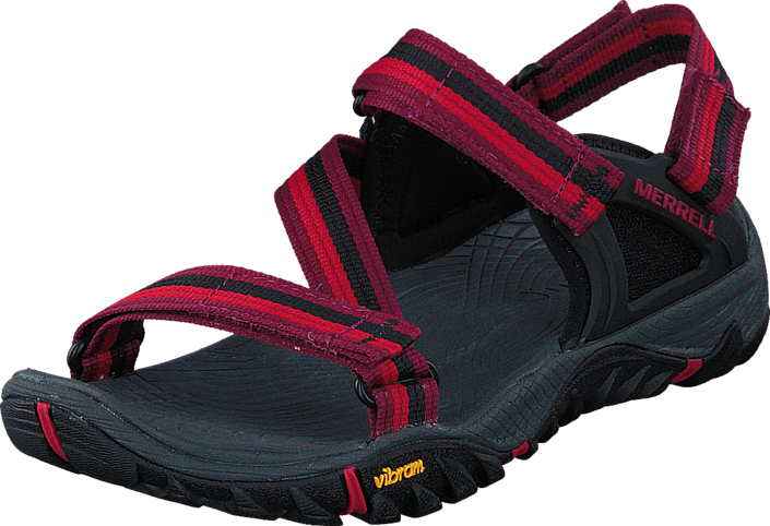 Merrell All Out Blaze Web Beet Red