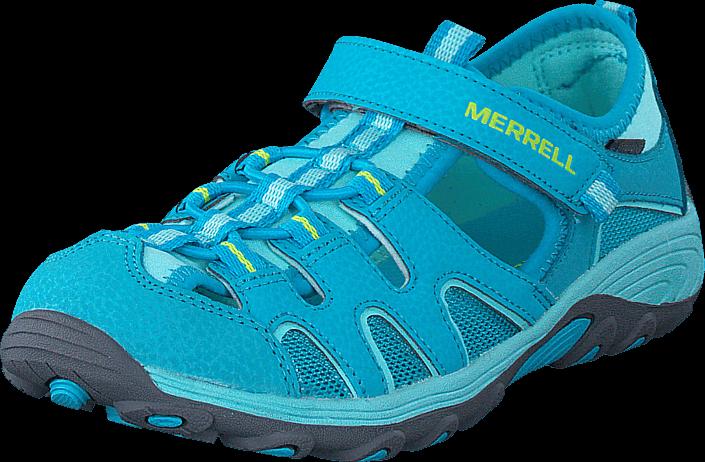 Merrell - Girls Hydro H2O Hiker Sandal Turq