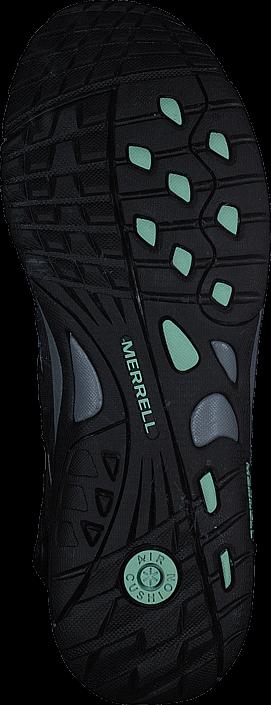 Merrell - Zeolite Edge Shandal Black/Subtle Green