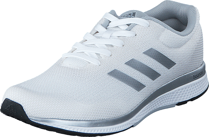 adidas Sport Performance - Mana Bounce 2 M Aramis Ftwr White/Silver Met./Clear O