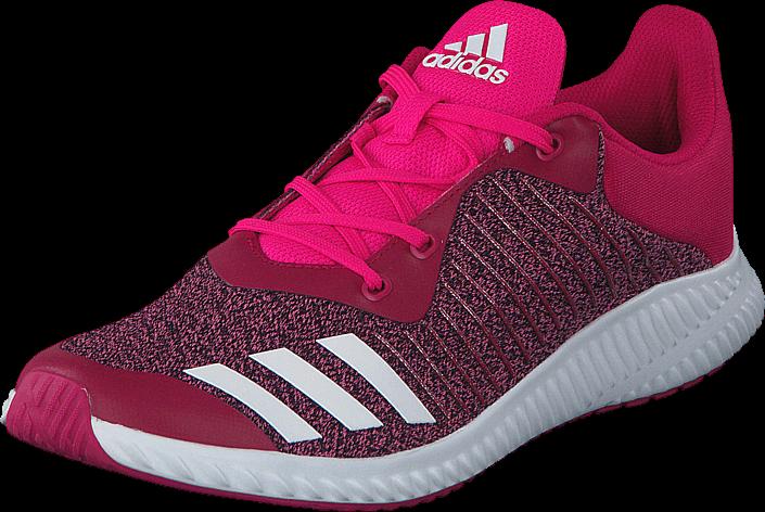 adidas Sport Performance - Fortarun K Bold Pink/Ftwr White/Shock Pin