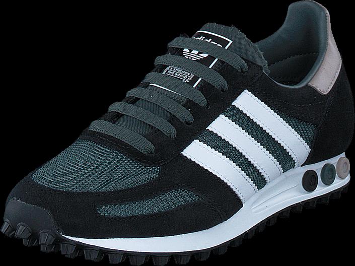 adidas Originals La Trainer Og Utility Ivy F16/Ftwr White/Cor, Skor, Sneakers & Sportskor, Sneakers, Svart, Dam, 36