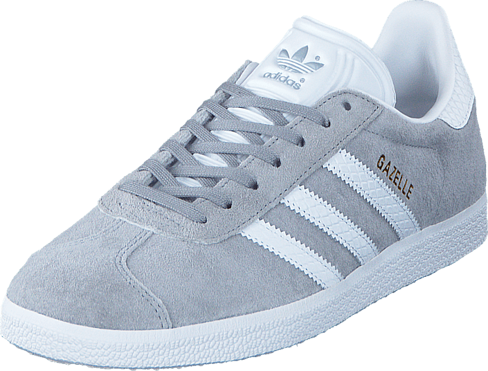 adidas Originals Gazelle W Mid Grey S14/Ftwr White/Gold M