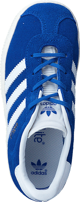 adidas Originals Gazelle I Blue/Ftwr White/Gold Met.