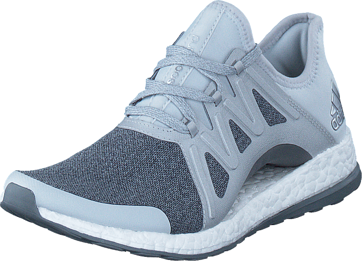 adidas Sport Performance - Pureboost Xpose Clear Grey S12/Silver Met./Mid