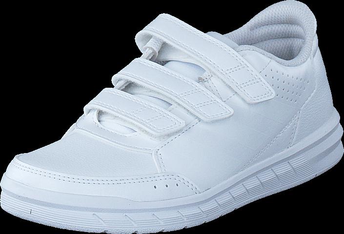 Footway SE - adidas Sport Performance Altasport Cf K Ftwr White/Ftwr White/Clear Gr, Skor, Sn 347.00