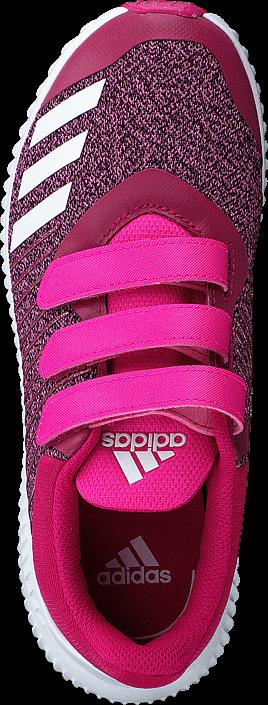 adidas Sport Performance Fortarun Cf K Shock Pink S16/Ftwr White/Bold