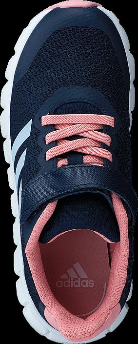 adidas Sport Performance - Rapidaflex El K Collegiate Navy/Easy Blue S17/