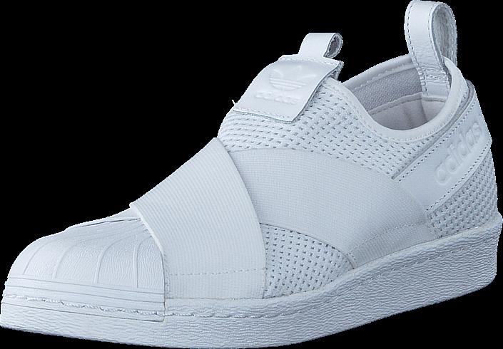 adidas Originals Superstar Slipon W Ftwr White/Ftwr White/Core Bla