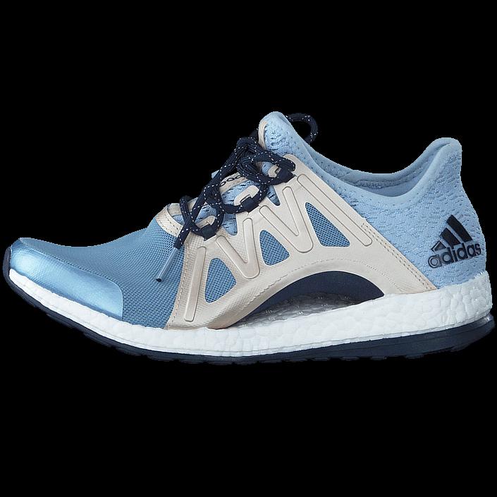 on sale 8c00b 7395a Köp adidas Sport Performance Pureboost Xpose Clima Tactile Blue S17 Easy  Blue S17 blåa Skor Online   BRANDOS.se