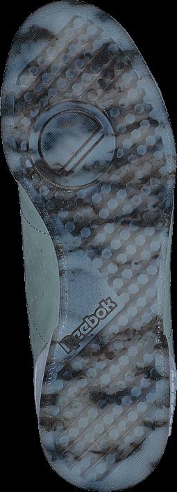Reebok Classic - NPC II NE MET Seaside Grey/White/Pewter