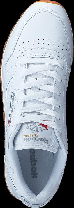 Reebok Classic - CL Lthr Int White/Gum