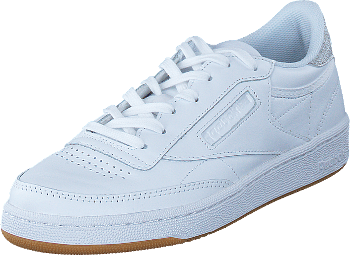 Reebok Classic - Club C85 Diamond White/Gum