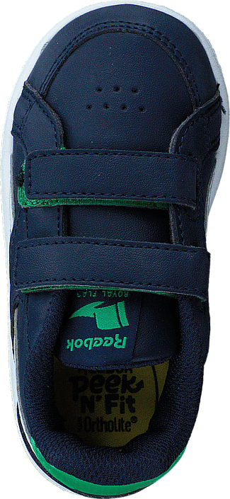 Reebok Classic - Royal Prime Alt Navy/Bottle Green/White
