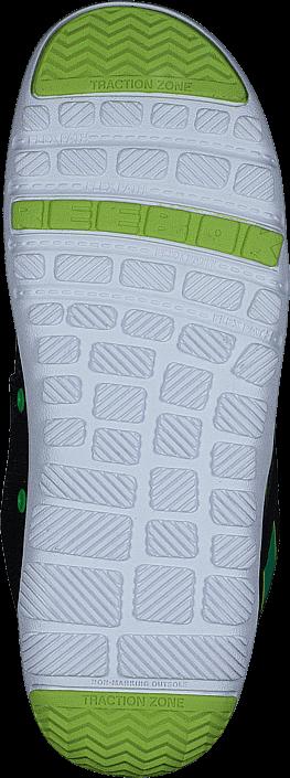 Reebok Classic Ventureflex Chase II Black/Bottle Green/Kiwi Green/