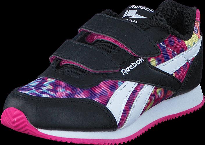 Reebok Classic - Royal Cljog 2GR 2V Black/Pink/White