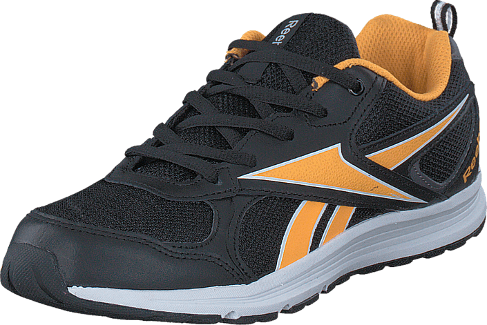 Reebok Almotio RS Black/Ash Grey/Fire Spark/Whit