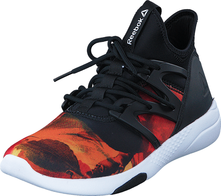 Reebok Hayasu LTD Dance Black/Fire Coral/White