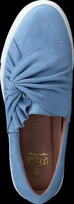 Dasia - Daylily Slip-in bow Blue