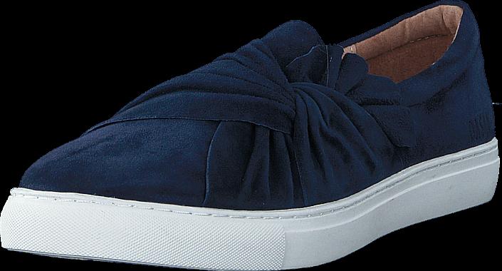 Dasia Daylily Slip-in bow Navy