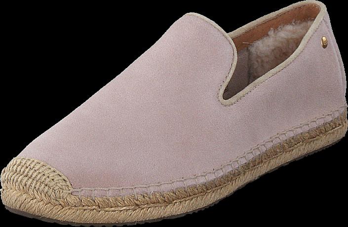ugg-australia-sandrinne-ii-horchata-kengaet-matalapohjaiset-kengaet-slip-on-vaaleanpunainen-naiset-36