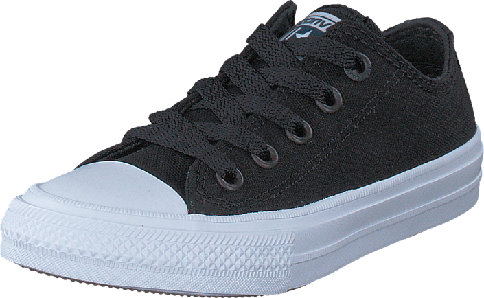 Converse Chuck Taylor All Star 2 Ox Kids Black