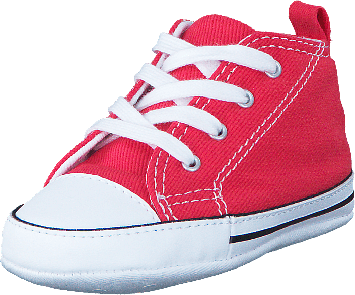Converse - First Star Crib Varsity Red
