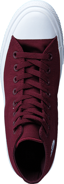 Converse All Star II Hi Deep Bordeaux