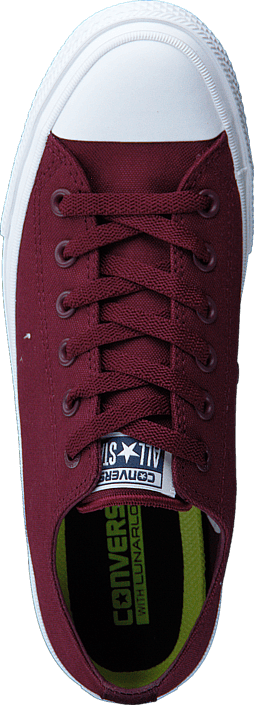 Converse All Star II Ox Deep Bordeaux