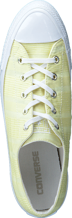 Converse All Star Gemma Ox Eng Lace Lemon Haze