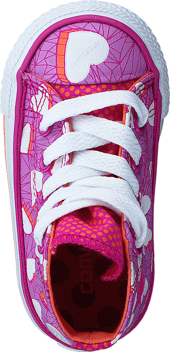 Converse - All Star Hi Valentine's Purple/Magenta