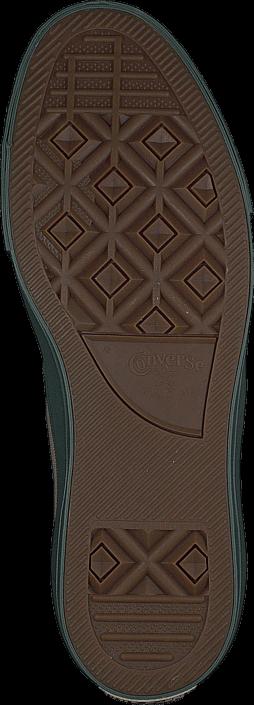 Converse - Chuck Taylor All Star II Ox Vintage Khaki/ Olive Sub/ Gum