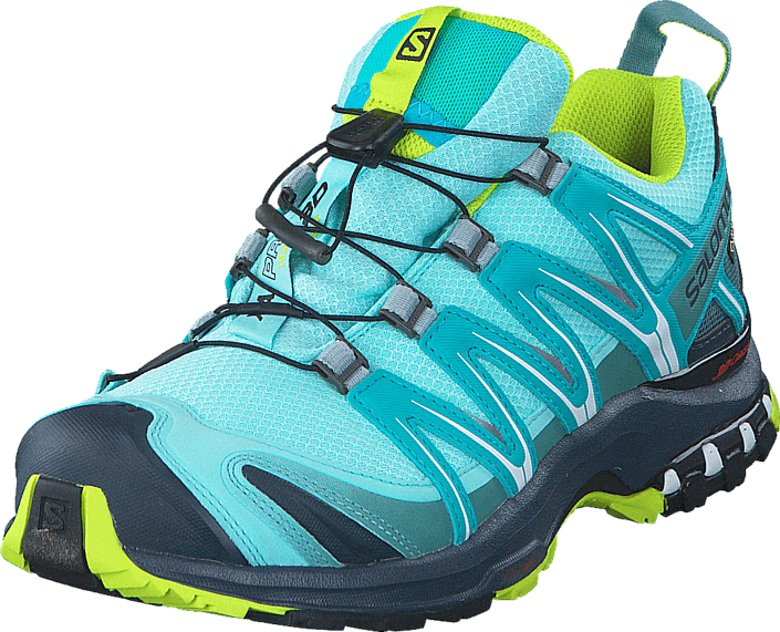 Salomon - XA PRO 3D GTX® W Ablue/Ombre Blue/Lime Punc