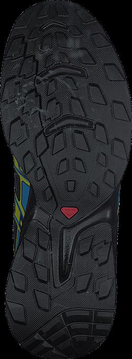 Salomon X-CHASE MID GTX® Black/Briblusld/Ggreen