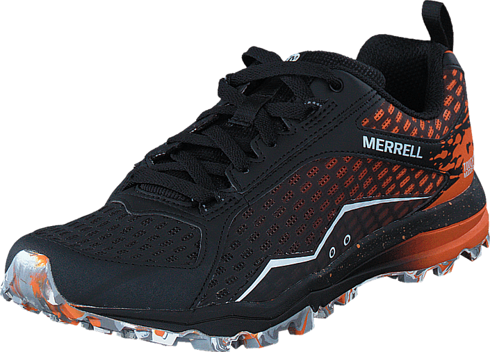 Merrell All Out Crush Tough Mudder M Orange