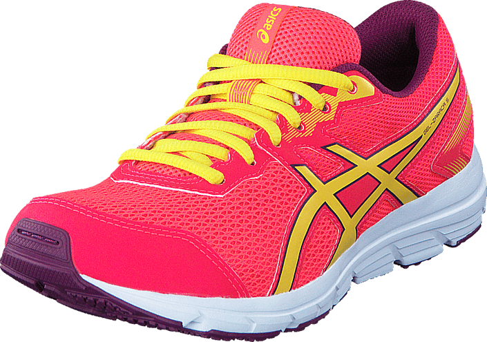 Asics - Gel Zaraca 5 Gs Diva Pink/Sun/Dark Purple