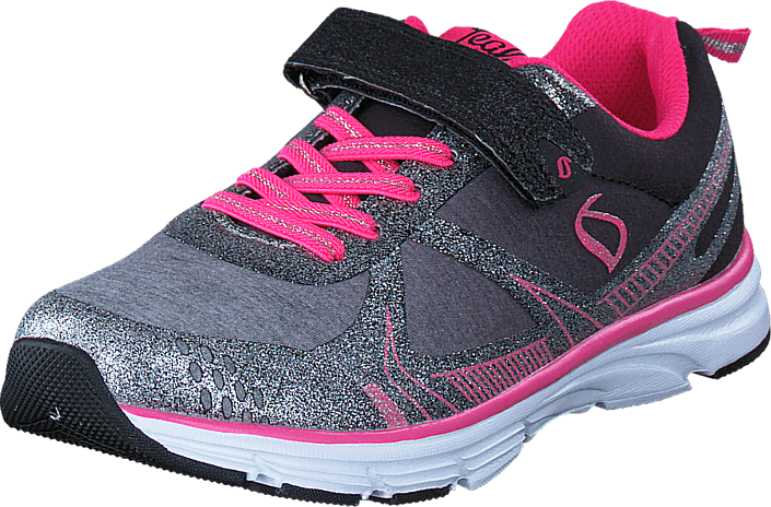 Leaf Vika Black/Pink