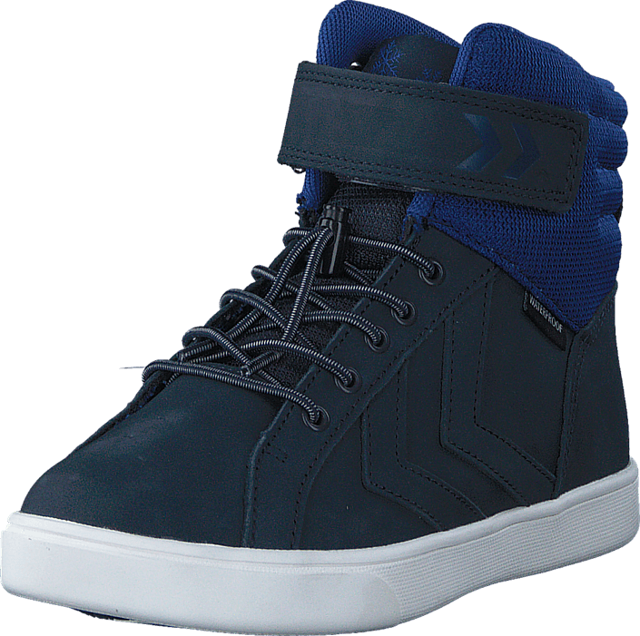 Hummel - Splash Mid Jr Waterproof Total Eclipse