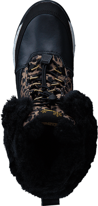 Hummel Snow Boot Leo Jr Waterproof Black