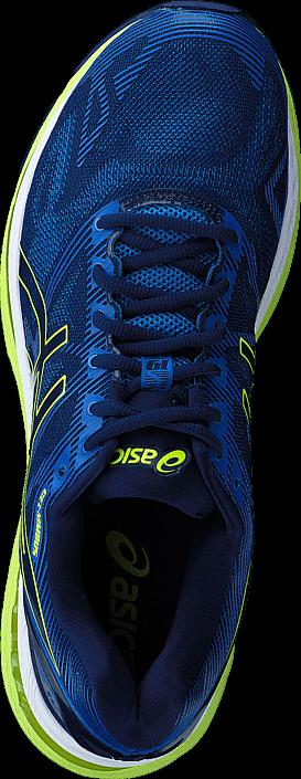 Asics Gel Nimbus 19 Indigo Blue/Saftey Yellow/Elec