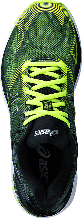 Asics - Gel Nimbus 19 Black/Safety Yellow/Silver