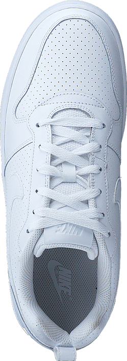 Nike - Court Borough Low White/White