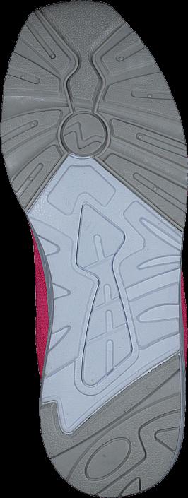 Polecat 435-2410 Memory Foam Insock Fuchsia