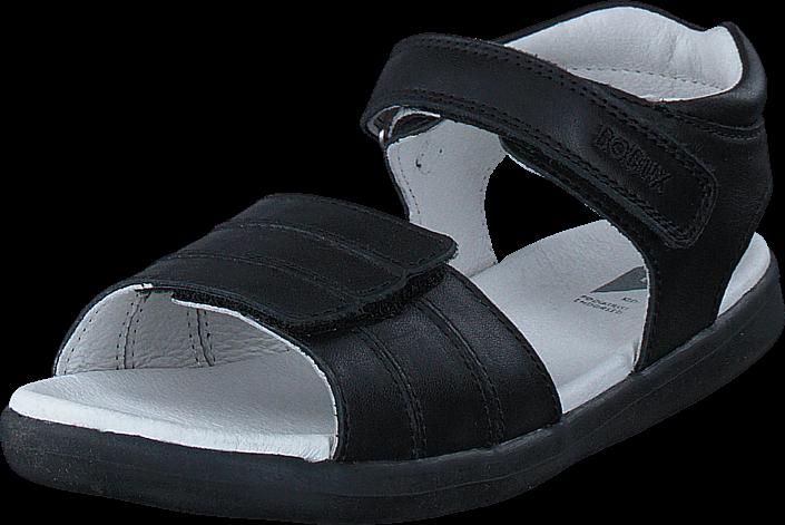Bobux Open Sandal Black
