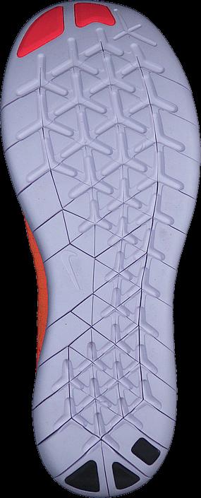 hot sale online 502cb a190d Köp Nike Wmns Free Rn Flyknit 2 Bright Mango Black-Racer Pink röda Skor  Online   BRANDOS.se