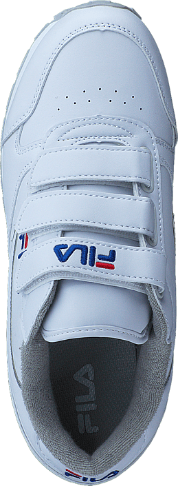 Fila - Orbit velcro low White
