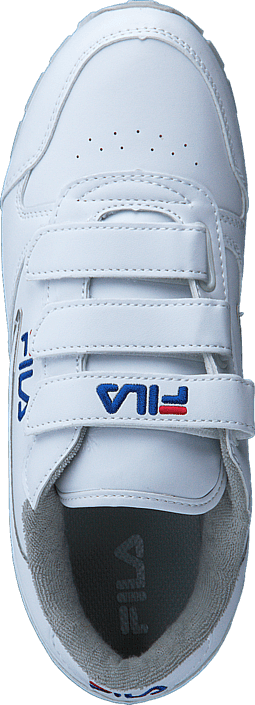 Fila - Orbit velcro low wmn White