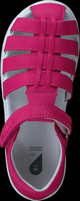 Bobux - Sandal Spin Fuchsia