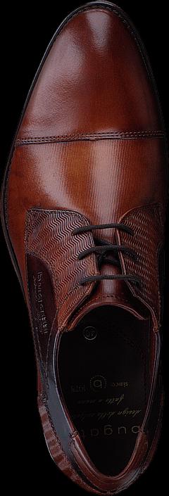 Bugatti - 1916403 6335 Cognac/Bordo